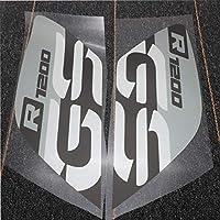BMW R1200GS r1250GS R 1200 GS r1200gsの場合、アドベンチャーバイクの燃料タンクパッド反射保護ステッカーデカール