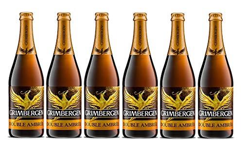 GRIMBERGEN Double Ambrée 750 ml [ Packung mit 6 Flaschen ]