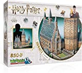 Redstring- PUZZLE 3D HARRY POTTER HOGWARTS GRAN SALON, Multicolor (W3D-20141) ,...