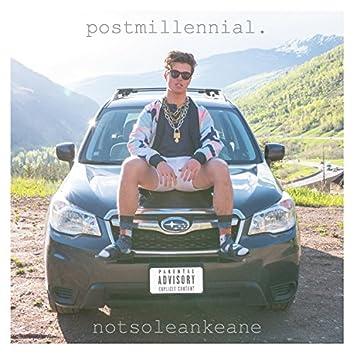 Postmillennial.