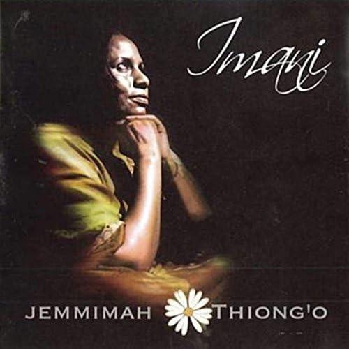 Jemmimah Thiong'o