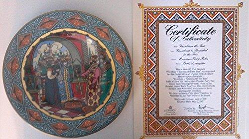 Russian Fairy Tales: Vassilissa the Fair: Vassilissa Is Presented to the Tsar
