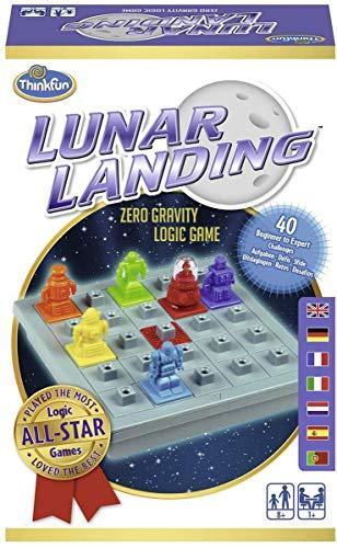 ThinkFun 76331 Gioco di Logica Lunar Landing