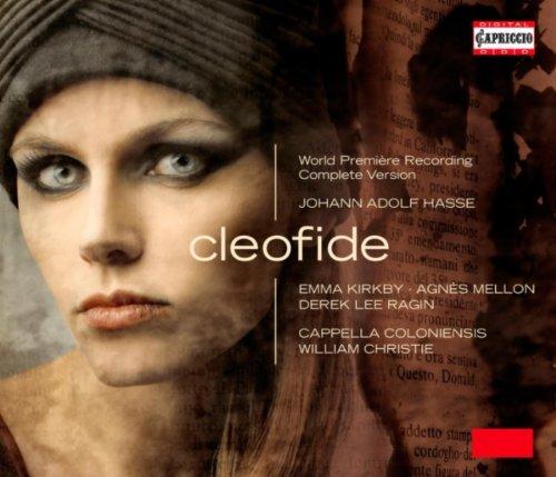 Cleofide: Act I Scene 15: Recitative: Monarca, il Duce Asbite (Timagene, Alessandro, Cleofide) - Scene 16: Cleofide, Alessandro (Poro, Cleofide, Alessandro)