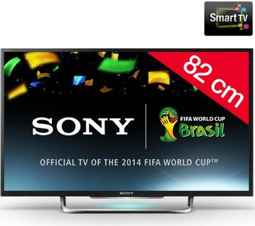 BRAVIA kdl-32 W705b – Televisor LED Smart TV + Cable HDMI ...