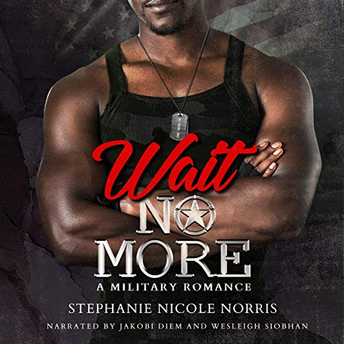 Wait No More Audiobook By Stephanie Nicole Norris cover art