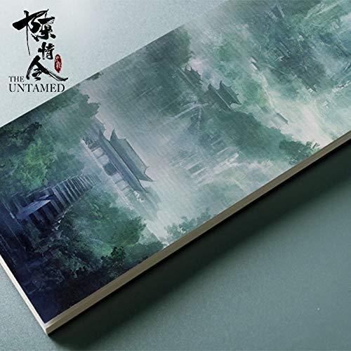 陳情令一周年記念 [雲深不知処]一筆笺&封筒セット