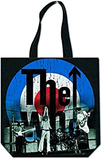 The Who Target Cotton Tote Bag