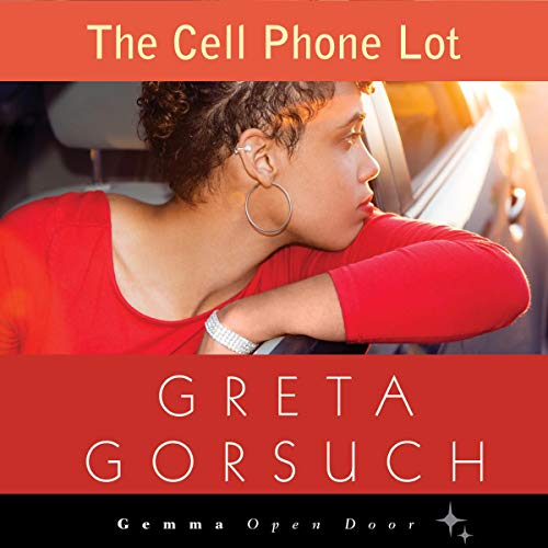 The Cell Phone Lot audiobook cover art