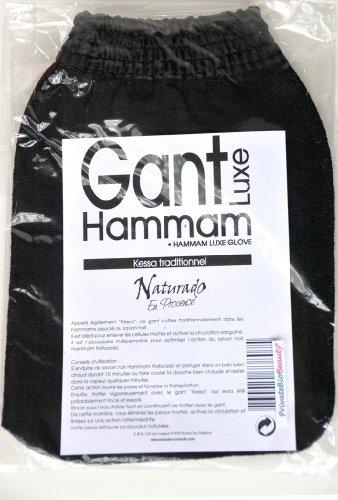 Naturado en Provence Hammam KESSA handschoen