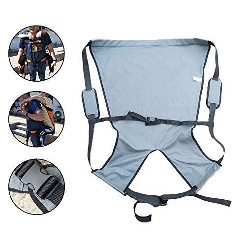 YxnGu Transferband - Hebeband für Patientenlifter Slide Board für die Übergabe des Patienten vom Rollstuhl in das Bett, in die Badewanne, in die Toilette, in das Auto (größe : M)
