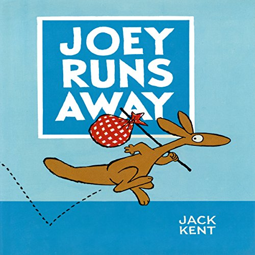 Joey Runs Away  By  cover art