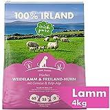 Irish Pure Adult Weidelamm & Freiland-Huhn mit Kelp-Alge - Premium Trockenfutter für Hunde, Hoher...