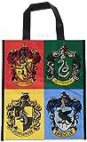 Large Plastic Harry Potter Goodie Bag, 13' x 11'
