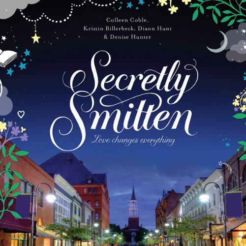 Secretly Smitten audiobook cover art