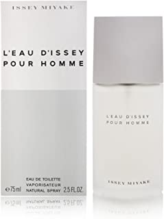 L'eau D'issey by Issey Miyake for Men - Eau De Toilette Spray 2.5 Oz.