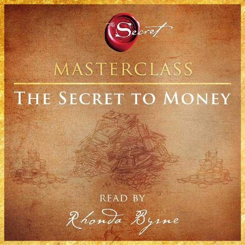 Page de couverture de The Secret to Money Masterclass