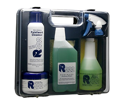 R222 Car Care Kit - Komplettset