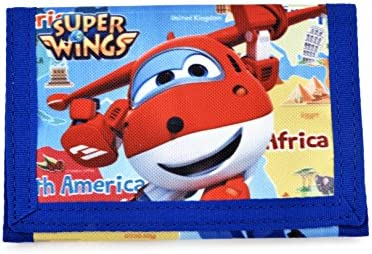 Super Super Wings Wings u94955 MC Wallet Multi Coloured product image