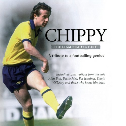 Chippy audiobook cover art