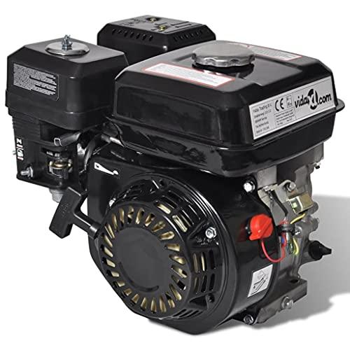 MUSEVANE Benzinmotor 6,5 PS 4,8 kW...