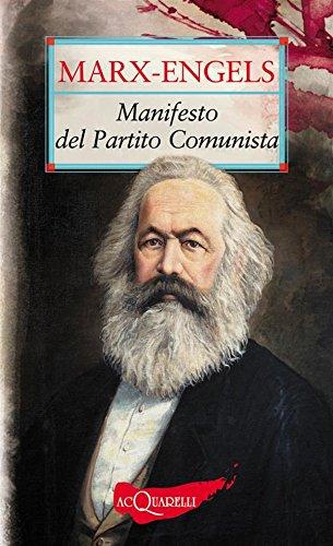 Manifesto del partito comunista (Acquarelli) eBook: Engels, K...