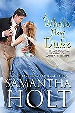 A Whole New Duke: A Regency Christmas Romance