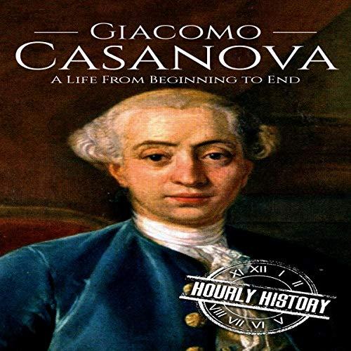 Giacomo Casanova cover art