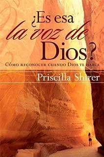Es esa la voz de Dios?: Como reconocer cuando Dios te habla (Spanish Edition)