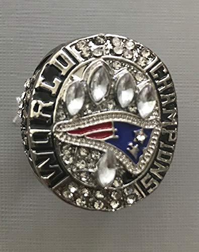 Tom Brady New England Patriots 2018 Replica Championship Ring