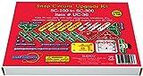 Snap Circuits UC-30 Electronics Exploration Upgrade Kit   SC-100 to SC-300   Upgrade Junior to Classic