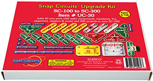 Snap Circuits UC-30 Electronics...