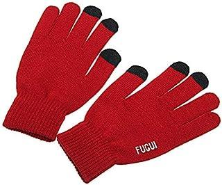 Women Touch Screen Mobile Phone Click Weave Wool Gloves Magic Hand Wrist Warmer