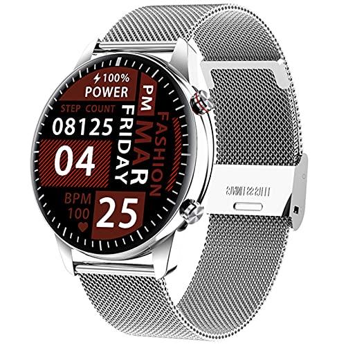 ZRY The New I15 Smart Watch Men's Sports Bluetooth Call Sport Rate Sports Soporta Reproductor De Música MP3 para Conectarse con Los Auriculares TWS para Android iOS,H