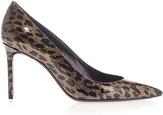 SAINT LAURENT Luxury Fashion Womens 5822991KH008097 Brown Pumps   Fall Winter 19