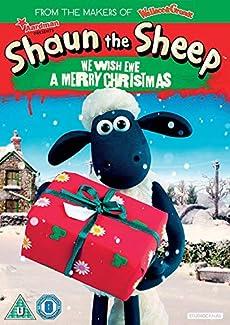 Shaun The Sheep - We Wish Ewe A Merry Christmas
