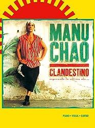 Manu Chao Clandestino Pvg Book