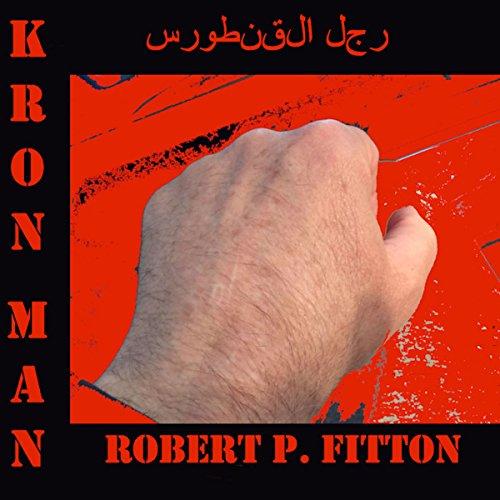 Kron Man audiobook cover art