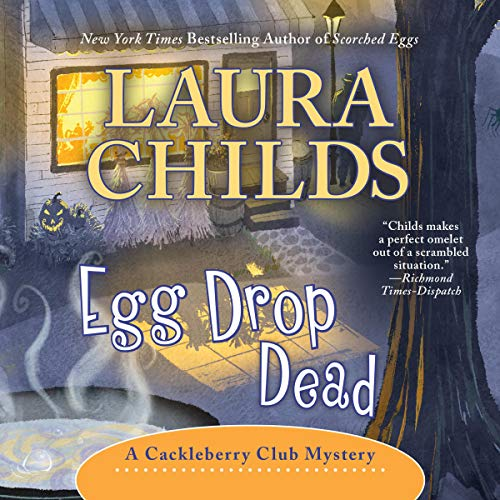 Egg Drop Dead  By  cover art