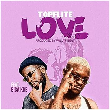 LOVE (feat. Bisa Kdei)