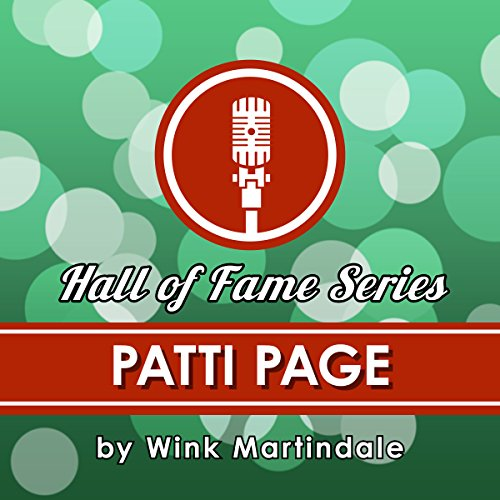 Patti Page audiobook cover art