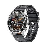 RCH Smart Watch, IP67 Imperméable Nouveau Écran Tactile Bluetooth pour Hommes Et Femmes, Sports, Fitness Tracker Watch, Convient À Android iOS Smartwatch Hommes,J
