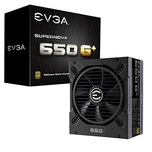 EVGA SuperNOVA G1+ 650 650W ATX 2.3 - 120-GP-0650-X2