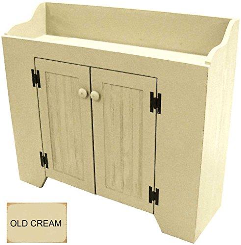Sawdust City Dry Sink 32' Wide (Old Cream)