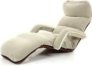 JXXDDQ Lazy Canapé-lit rembourré avec dossier de lit et fenêtre de baie pour lit simple (couleur : E)