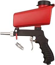 Pistolas de pintura y accesorios Pistola de chorro de arena por gravedad portátil Juego de chorro de arena neumático Pequeña máquina de chorro de arena Pistola de chorro de arena neumática ajustable