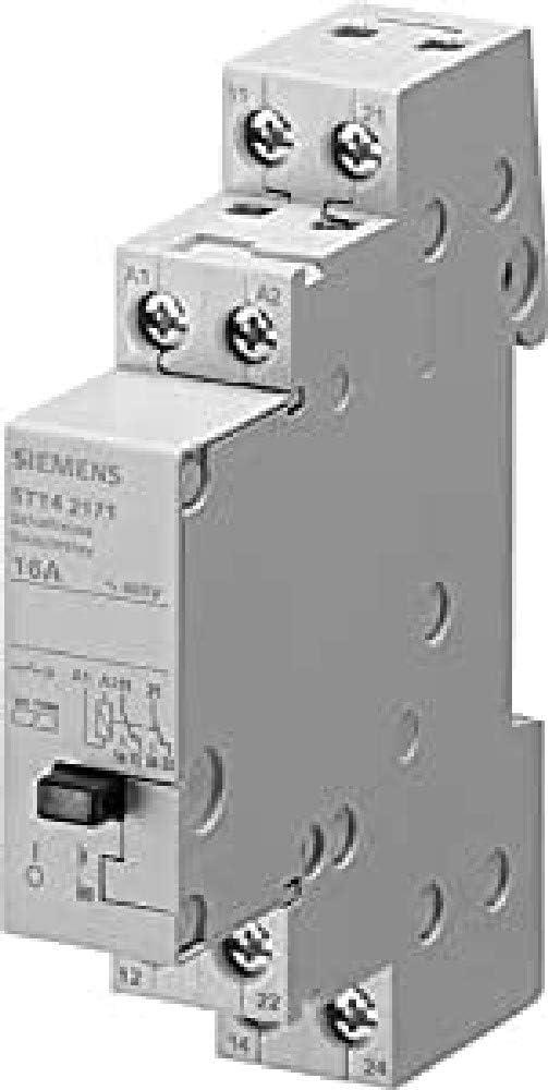 Siemens - Rele maniobra 2na 24vdc