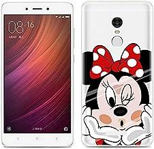 Prevoa® Colorful Silicona Funda Case Protictive para Xiaomi Redmi Note 4 Sartphone - 16