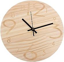 Wooden Wall Clock RM23-6