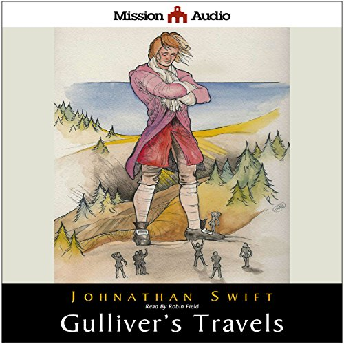 Gulliver's Travels (Adapted for Young Listeners) cover art